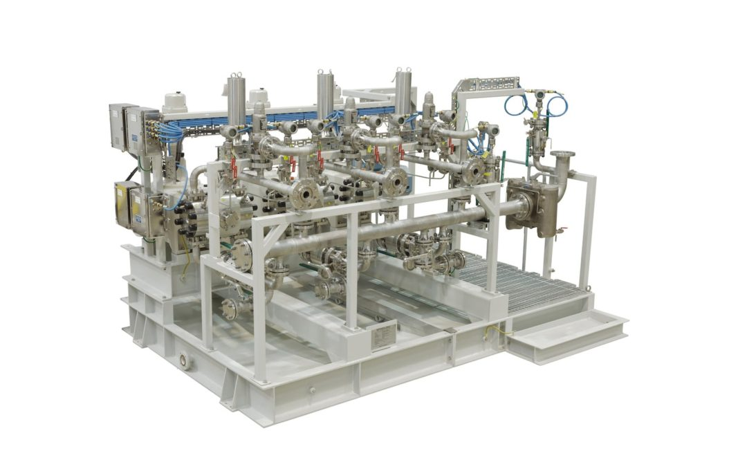 Folsom Wins Large Packaged Pump Modules for Greenfield Site